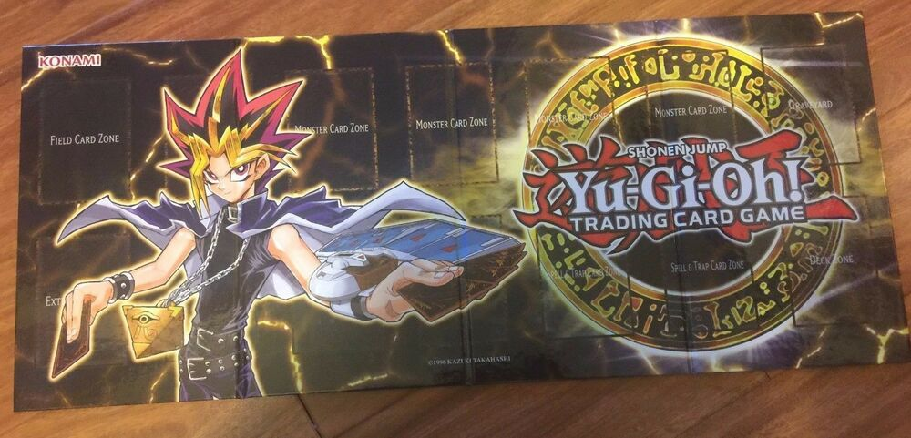 Yugioh Legendary Collection Yugi S World Double Sided