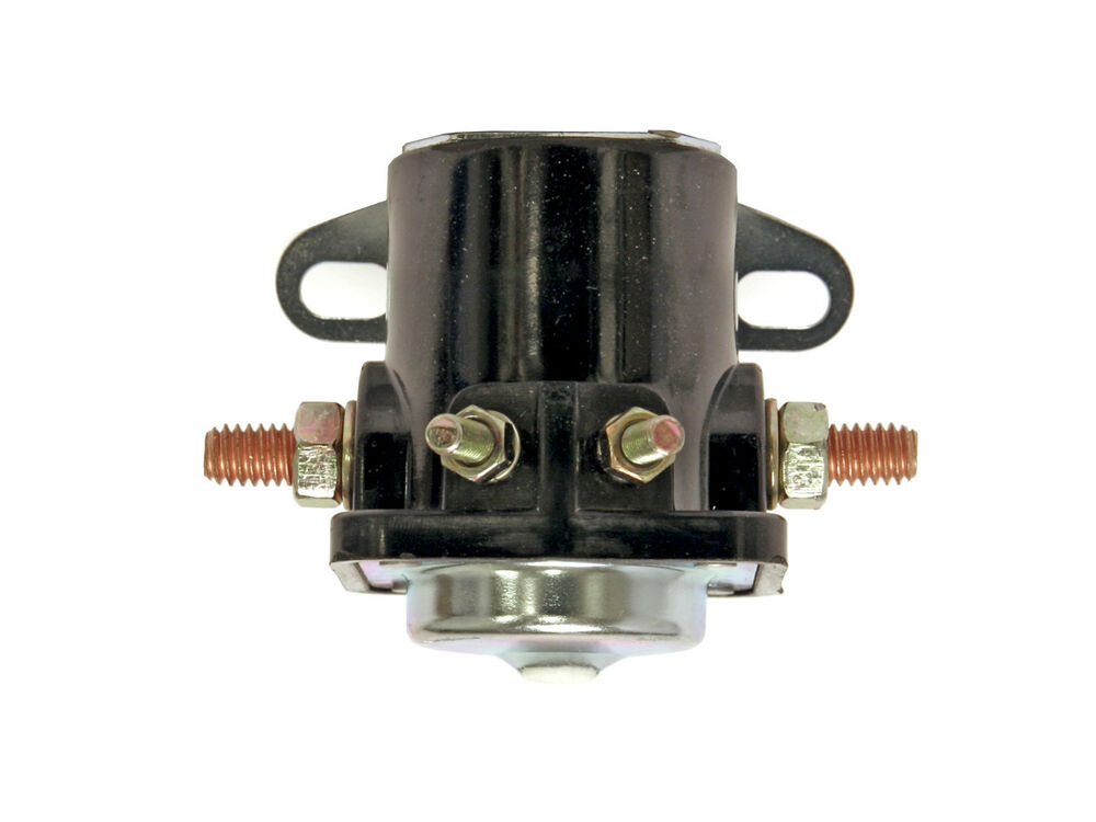 Ford Mustang Starter Solenoid Autolite 1967 1968 67 68 200