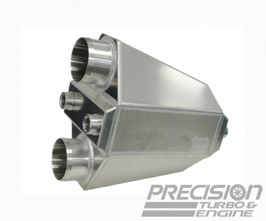 Precision 5558 Turbo Chargers Parts: Precision Turbo PT-2000 Intercooler Liquid To Air Water
