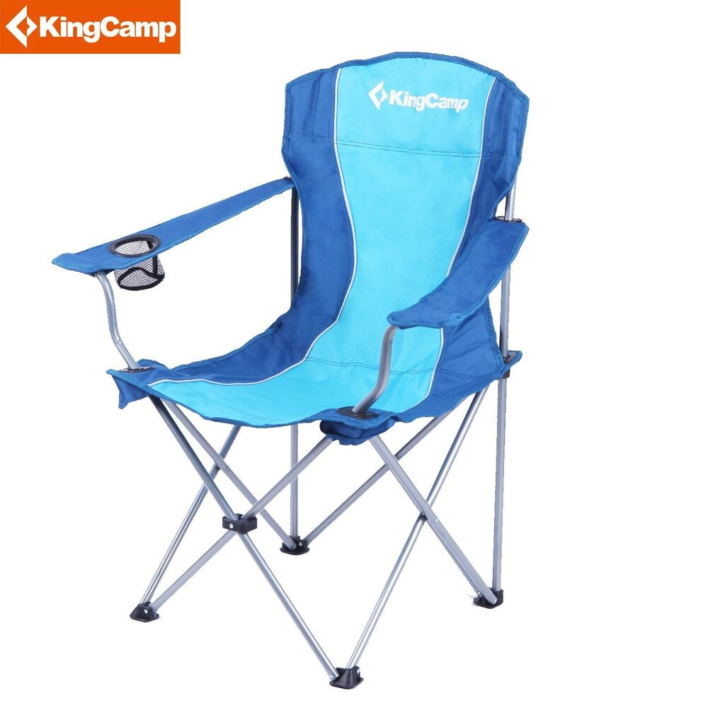 Kingcamp Portable Lightweight Folding Camping Hiking Chair