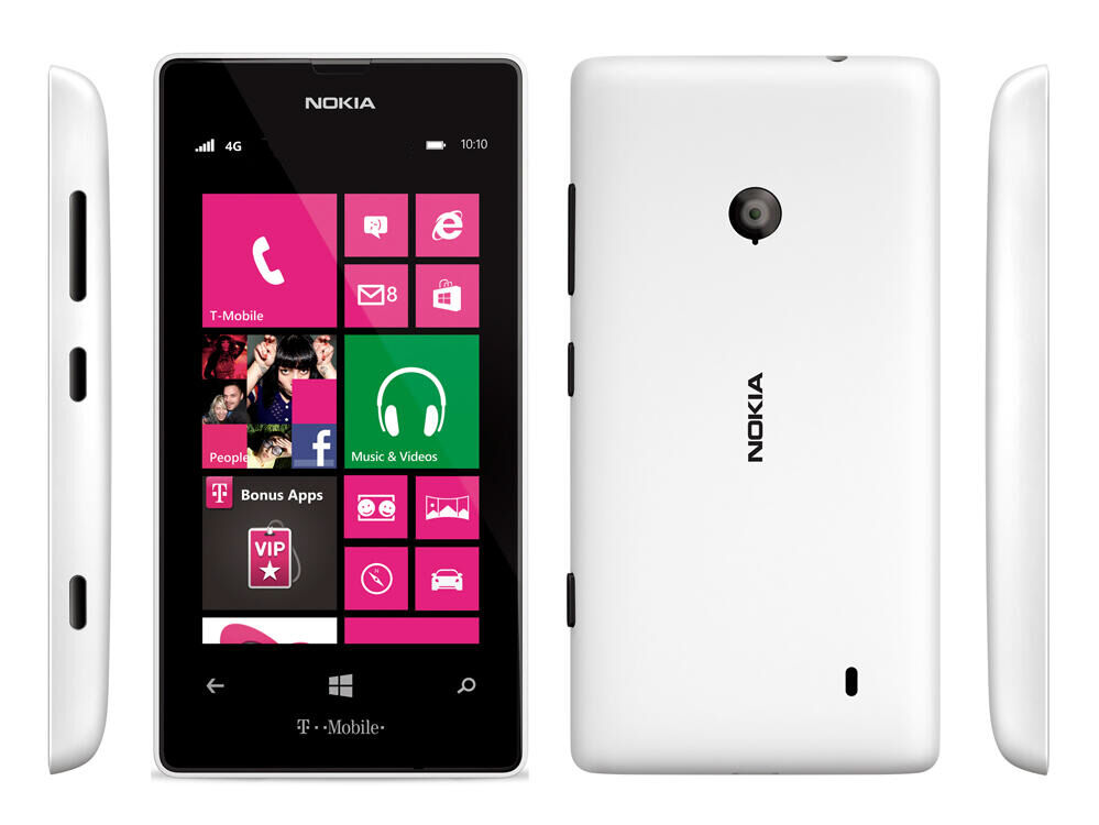 Nokia lumia 521 4g t mobile gsm 8gb windows 8 wifi for Window 4g phone