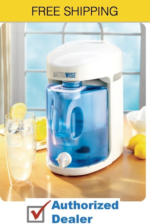New Waterwise 9000 Countertop Water Distiller Free
