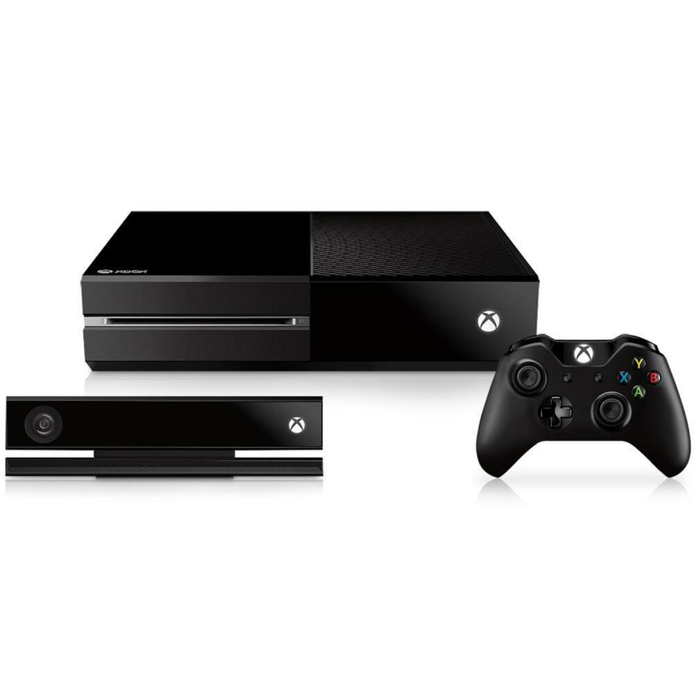 xbox one 1tb console including kinect 885370898248 ebay. Black Bedroom Furniture Sets. Home Design Ideas