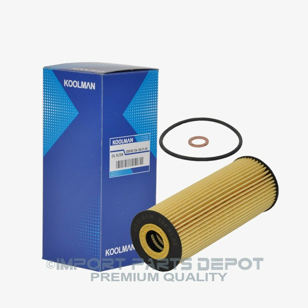 Mercedes Benz Engine Oil Filter Premium 1040109 Ebay