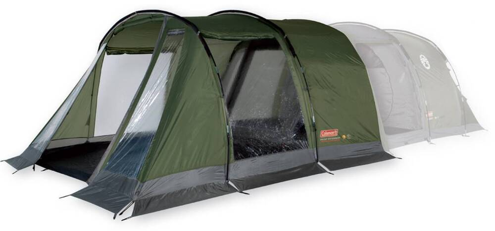 Coleman Galileo 4 Front Extension Tent Front Enclosed