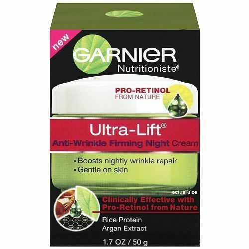 garnier ultra lift anti wrinkle firming night cream. Black Bedroom Furniture Sets. Home Design Ideas