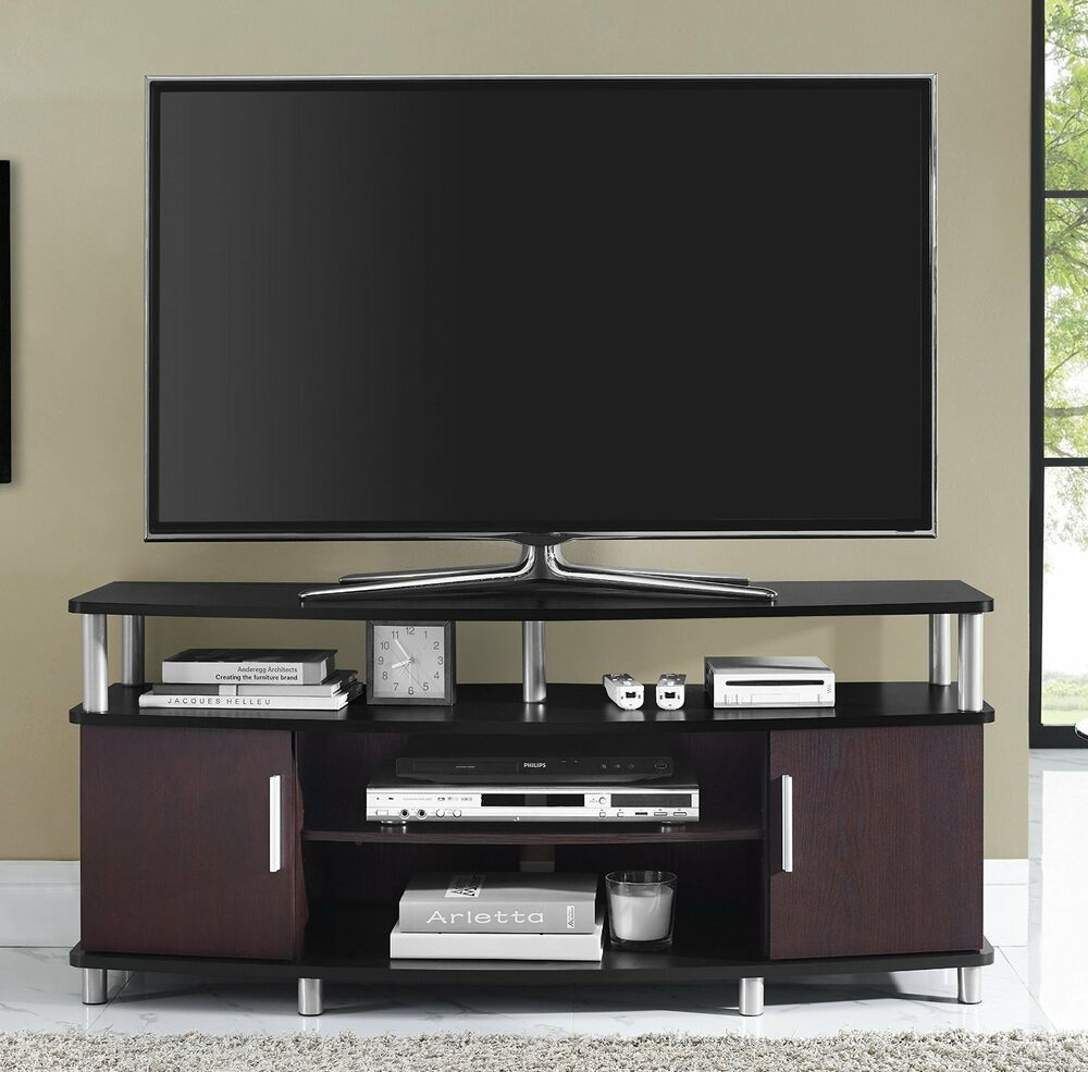 Tv Storage Furniture: NEW TV Stand Entertainment Center Media Console Furniture