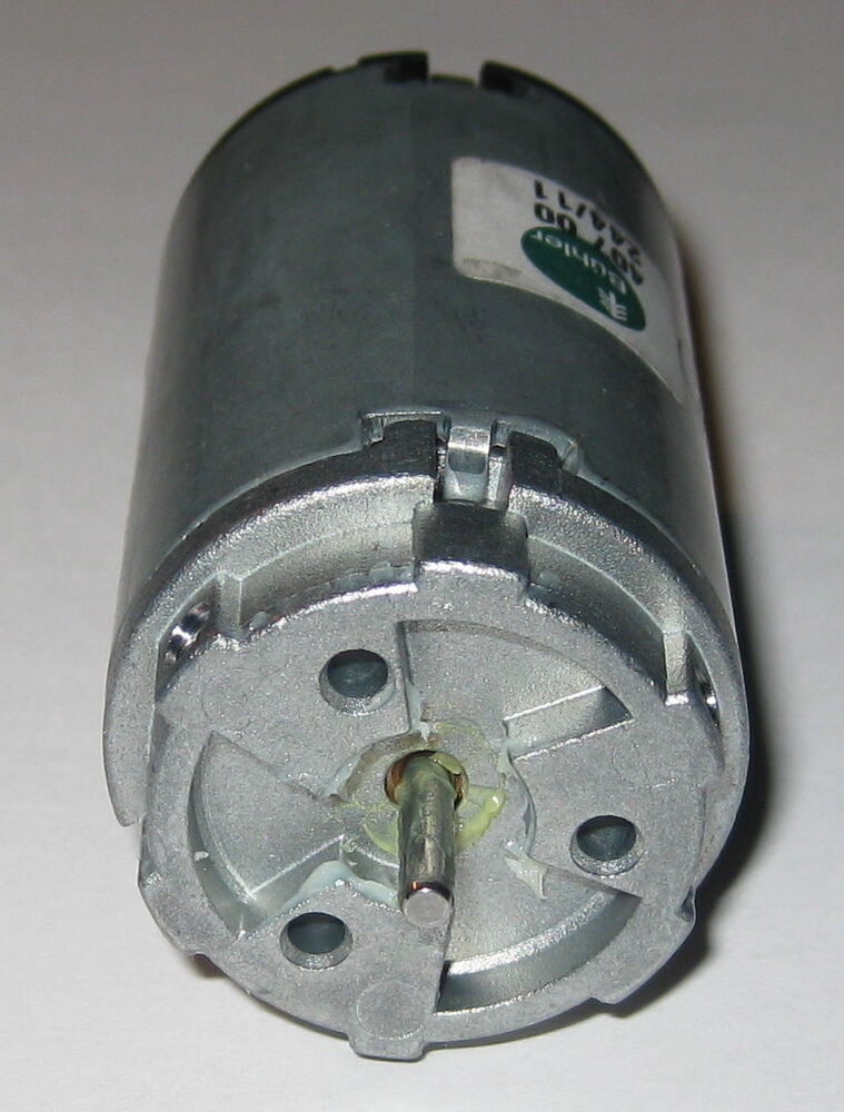 buehler 12v 2000 rpm dual shaft motor low current and