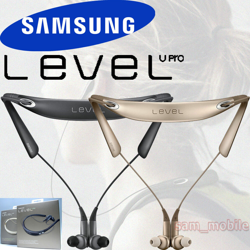 SAMSUNG Genuine LEVEL U PRO Bluetooth Headset EO-BN920 W/RetailBox NEW Headphone