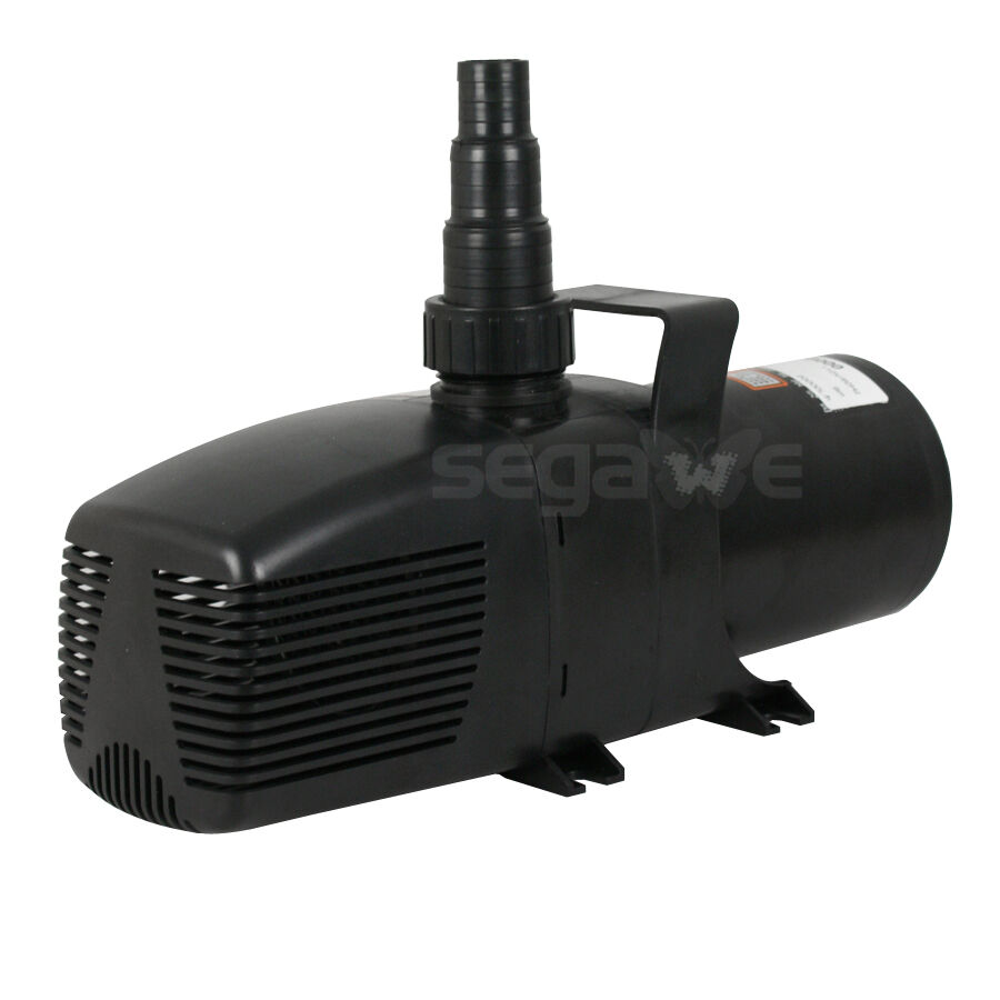 5283 water fountain pump koi pond gph submersible for Submersible pond pump with filter