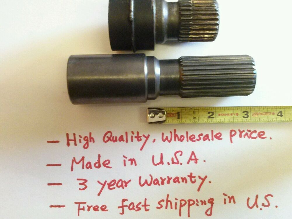 Bmw X5 Front Drive Shaft Repair Kit With 1 Quot Extended