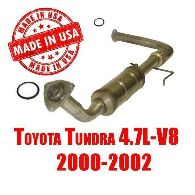 Toyota Tundra 2000 2004 Engine Cylinder Head Gasket: Front Left/Driver Side Catalytic Converter For Toyota
