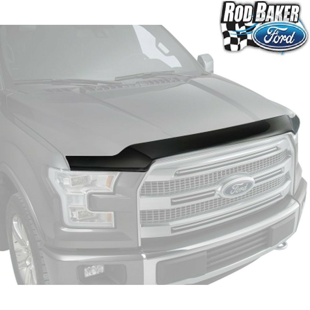 15 thru 17 f 150 oem genuine ford parts smoke hood. Black Bedroom Furniture Sets. Home Design Ideas