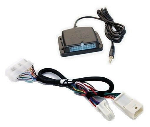 Auxiliary Audio Input Interface. Add Aux MP3 Jack To 03
