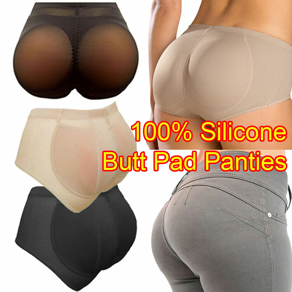 The fake Silicone butt implant