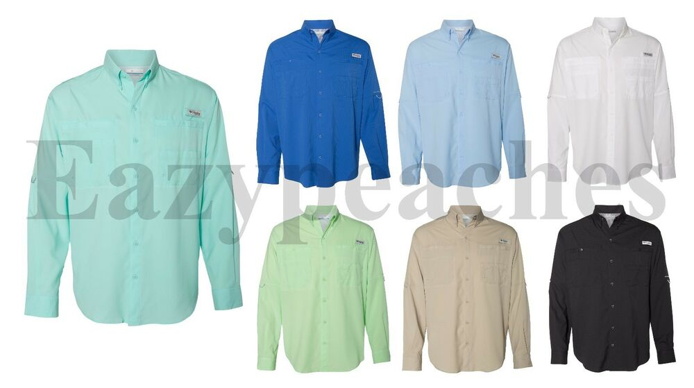 Columbia men s pfg tamiami ii long sleeve shirt for What is a pfg shirt