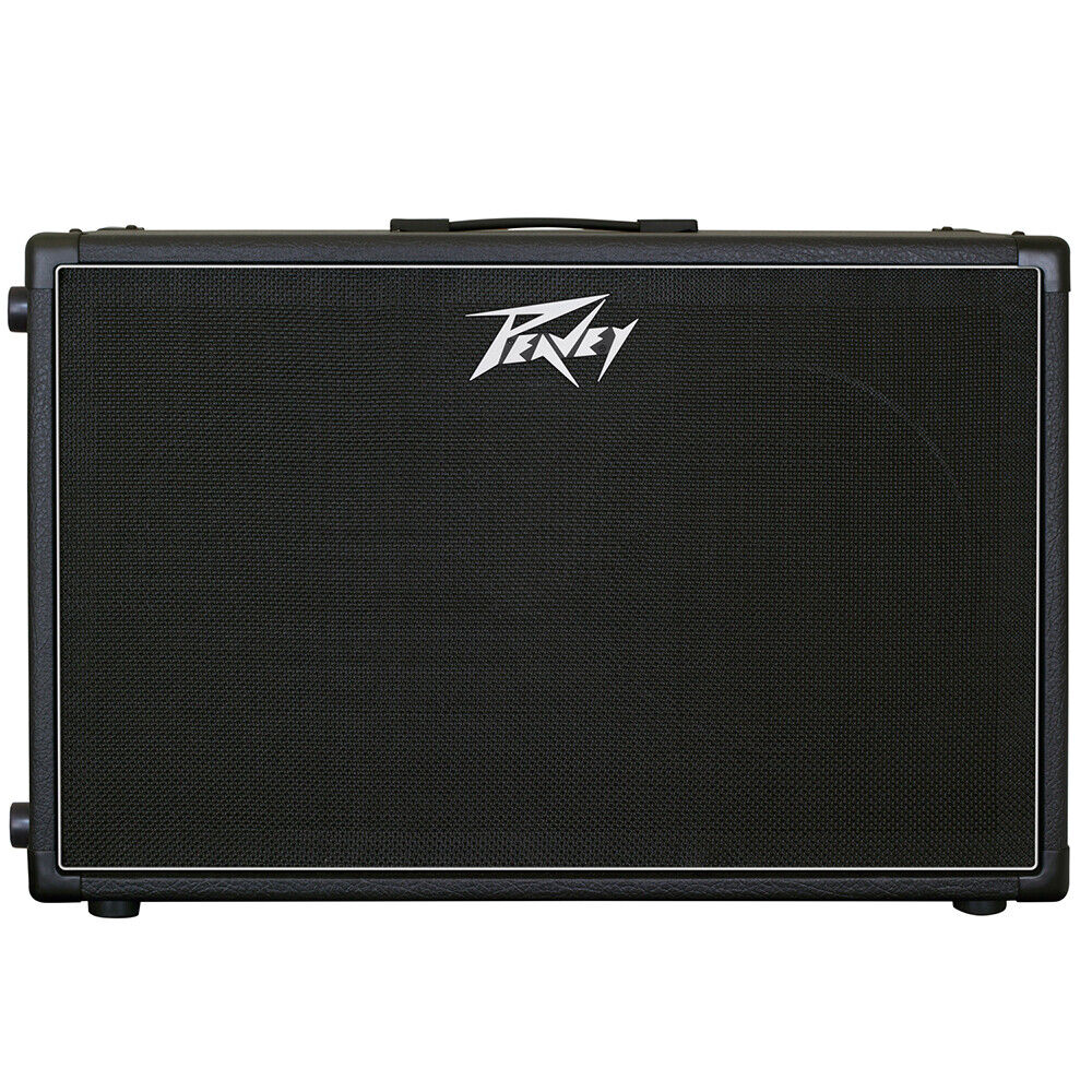 peavey 212 6 2x12 guitar amp extension cabinet w celestion green back speaker 14367649123 ebay. Black Bedroom Furniture Sets. Home Design Ideas