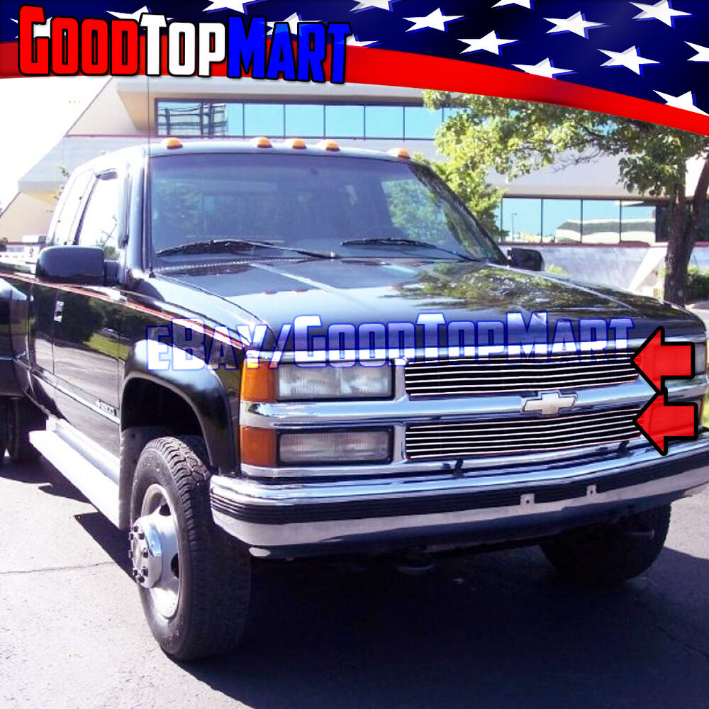 For Chevy C/K 1500+2500+3500 1994-1997 1998 1999 Polished