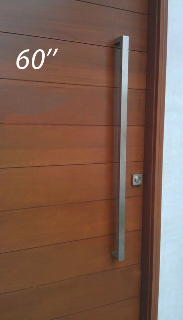 60 Quot Long Door Handle Square Pull Handle Modern