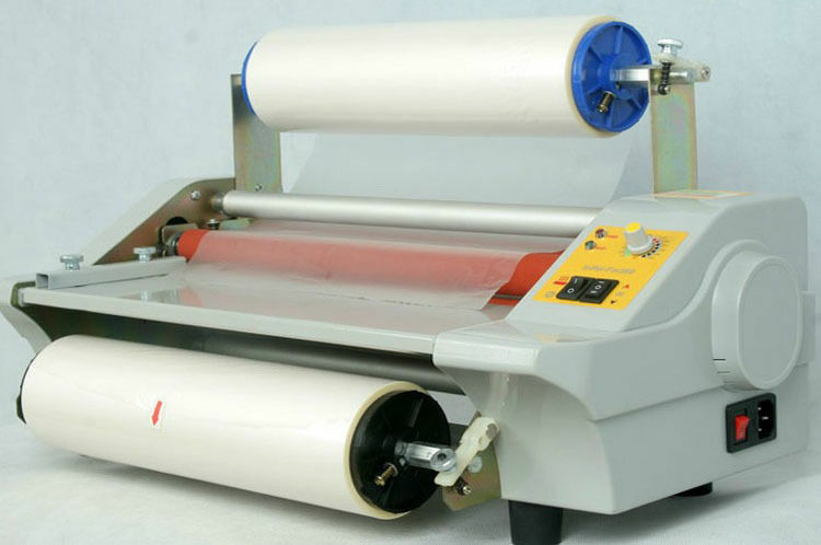 Best quality Hot and Cold Roll laminating machine ...