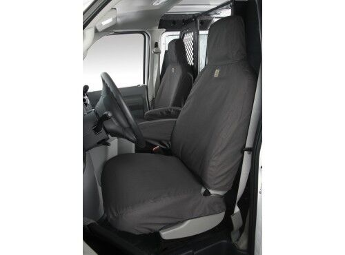 2010 2015 Ford E Series Carhartt Seat Covers By Covercraft Gravel Front Seat Ebay