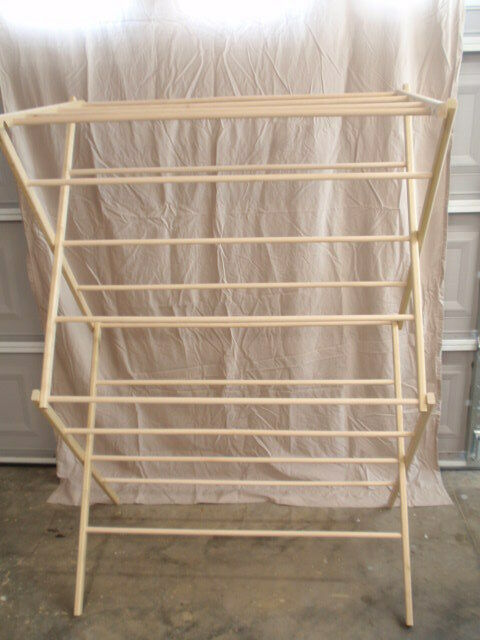 Large Clothes Drying Rack 50 Feet Of Drying Space