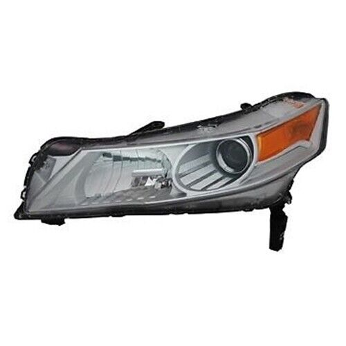 Left Side Replacement HID Headlight Assembly For 2009-2011