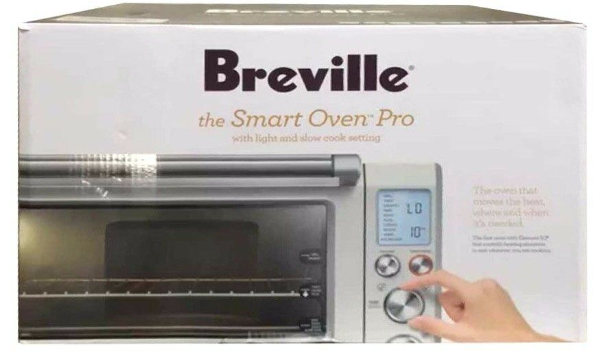 Breville Countertop Convection Oven Warranty : Breville Smart Oven Pro Stainless Steel BOV845BSS - 120V 60 Hz BRAND ...