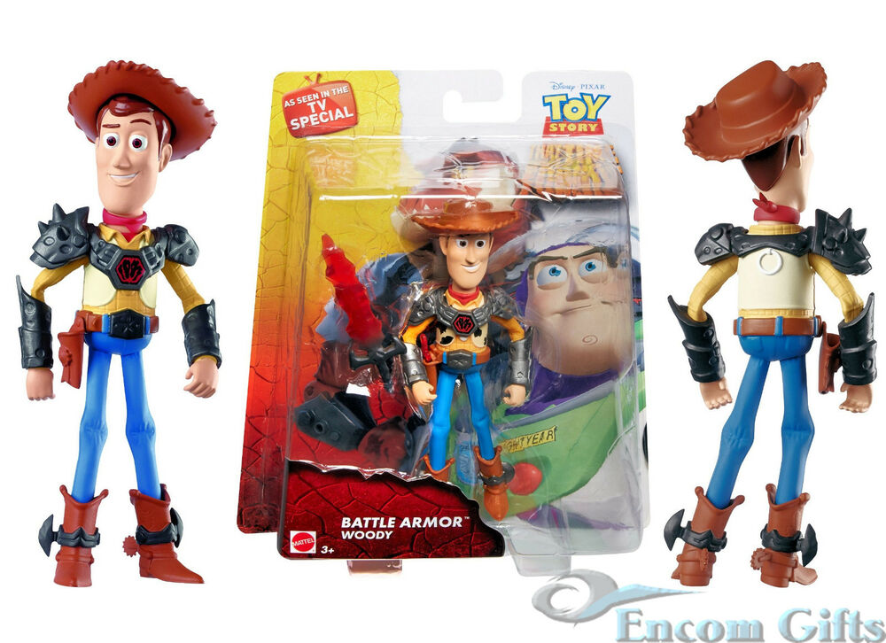 Toy Story Figures : Battle armor woody disney toy story that time forgot