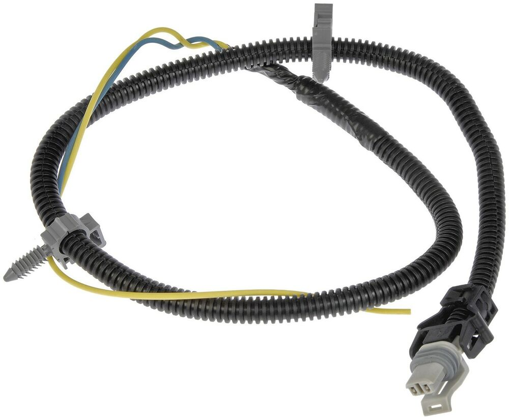 s l1000 abs wheel speed sensor wire harness front right dorman 970 009 ebay  at arjmand.co