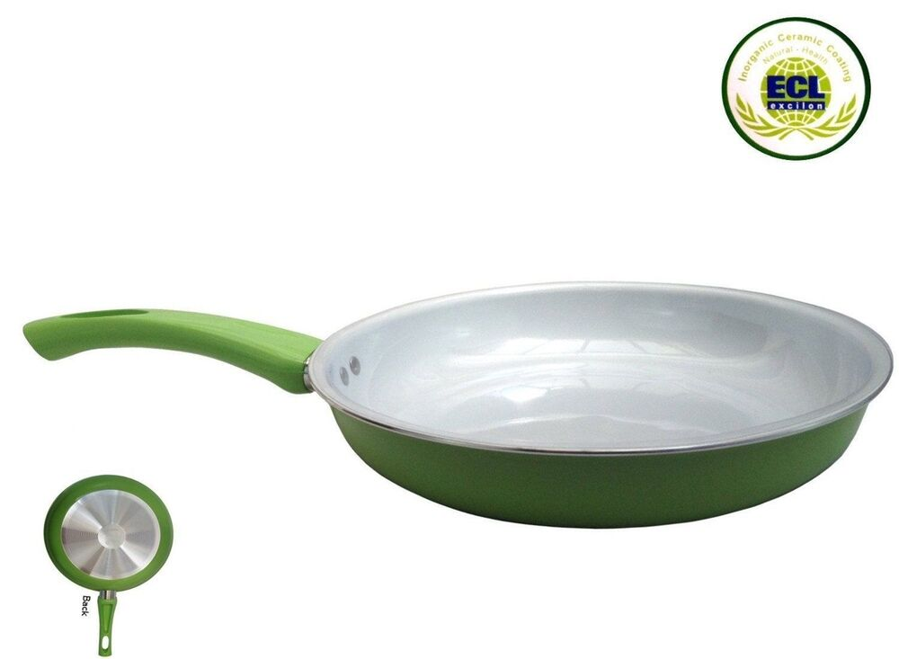 11 Quot Ceramic Fry Pan Healthy Durable Non Stick Coating