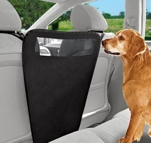 pet barrier car truck auto gate partition blocks dogs ebay. Black Bedroom Furniture Sets. Home Design Ideas
