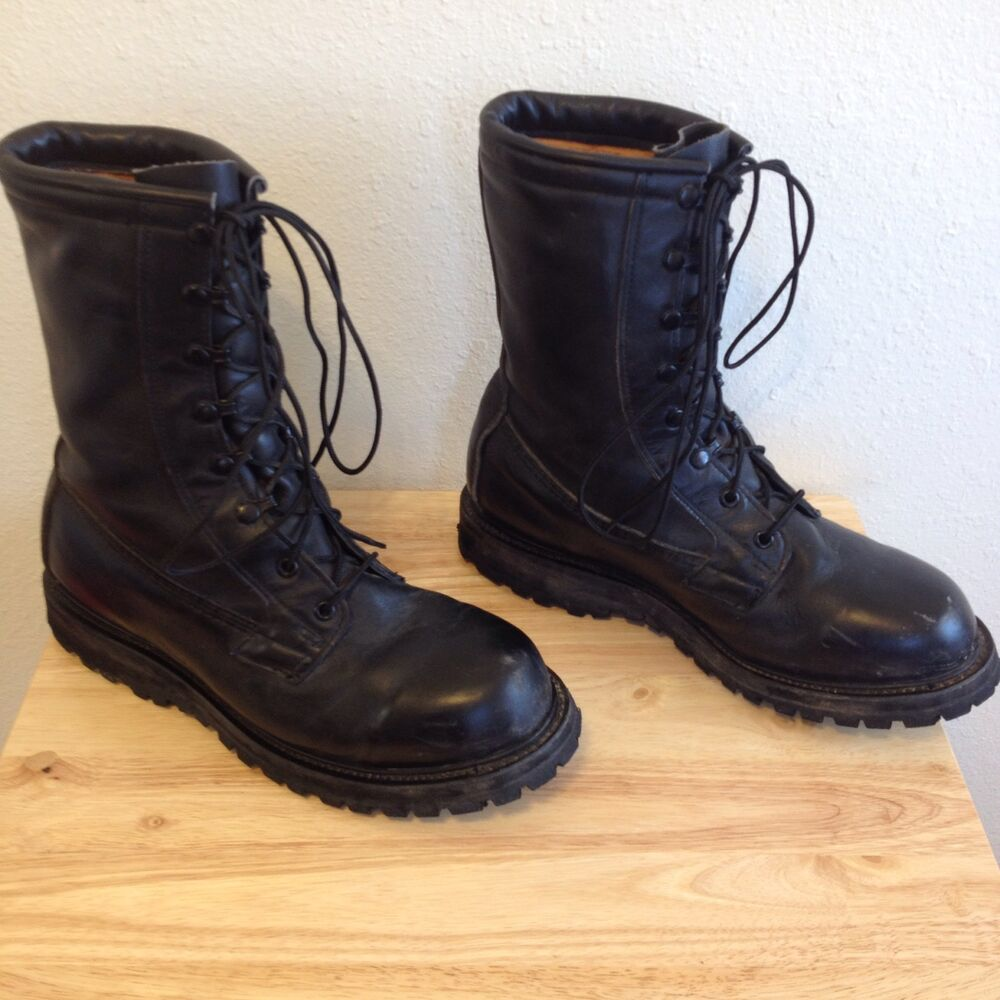 Military tactical icw cold weather work duty boot usa seal hunt ebay