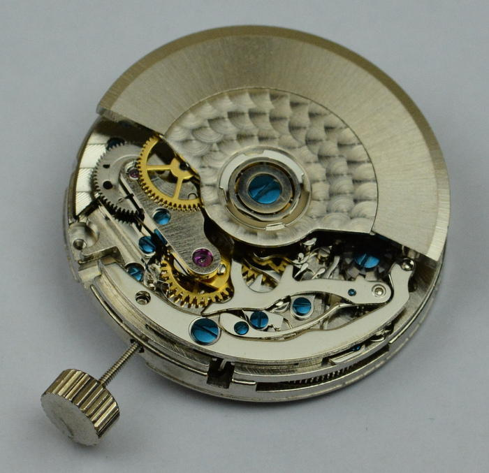 Automatic chronograph movement seagull ST1940 column wheel ...
