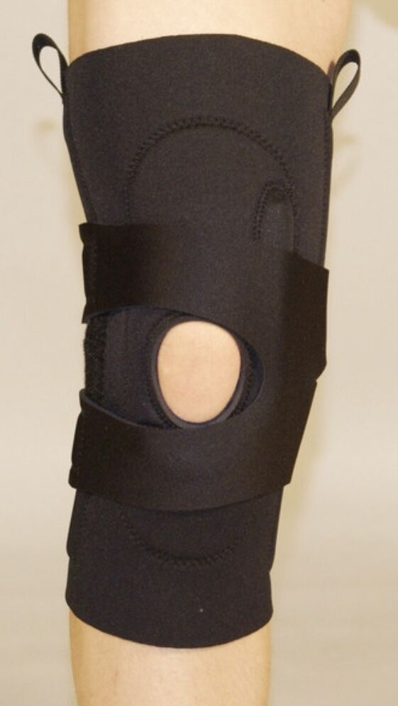 Top Products Simple Hinge Knee Brace Lat Buttress Open