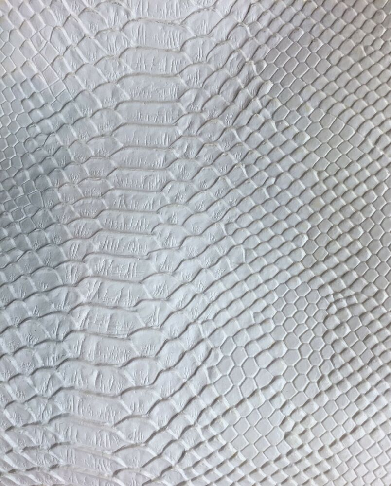 White faux viper sopythana snake skin vinyl fabric sold for Purchase fabric by the yard