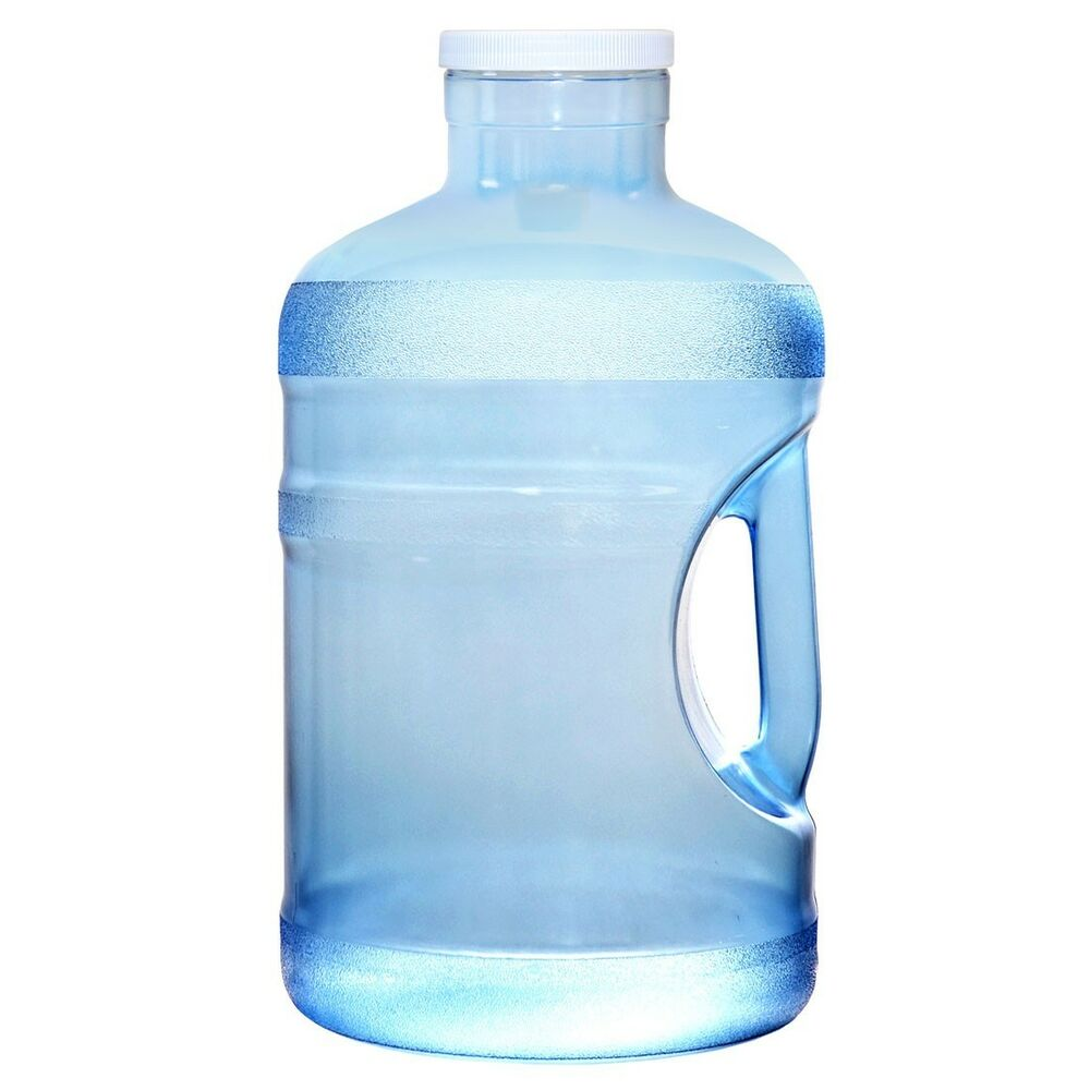 5 Gal Gallon Quality Polycarbonate Wide Mouth Plastic