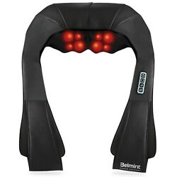 Kyпить Shiatsu Kneading Neck & Back Massager with Heat - Perfect for Car/Office/Chair на еВаy.соm