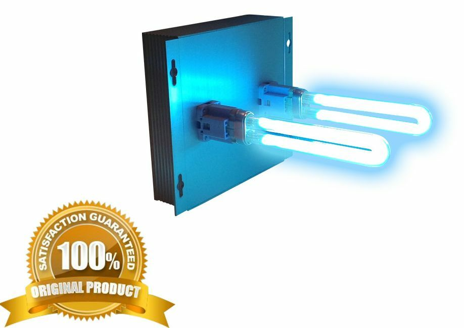 Uv light for hvac coil cleaner in duct for hvac ac duct for Whole house heating systems