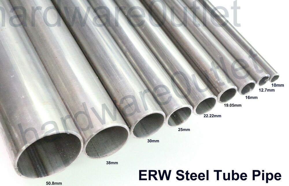 Erw Steel Tube Pipes 4 Cut Lengths Amp 9 Diameters
