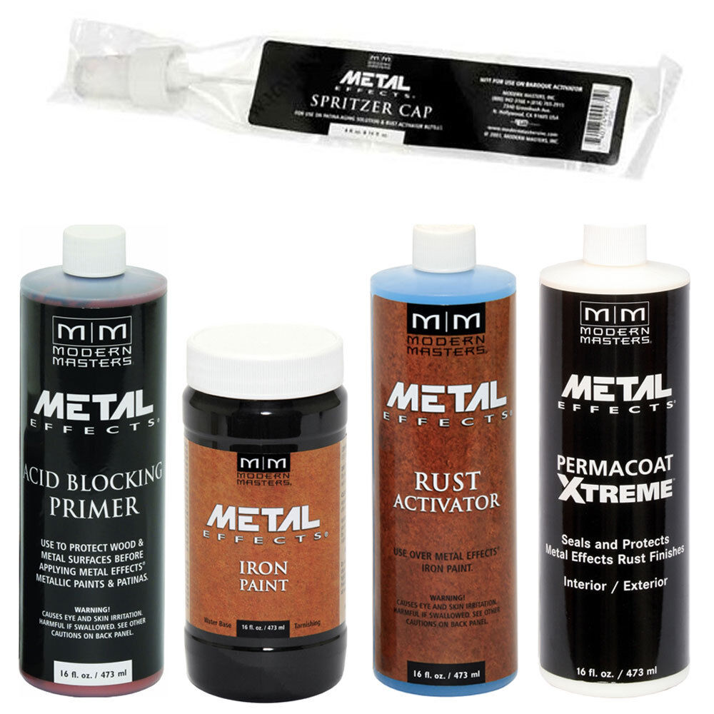 Metal Effects Iron Paint