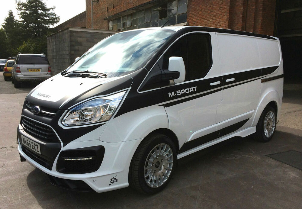 ford transit custom special edition m sport 2 2 tdci 155ps. Black Bedroom Furniture Sets. Home Design Ideas