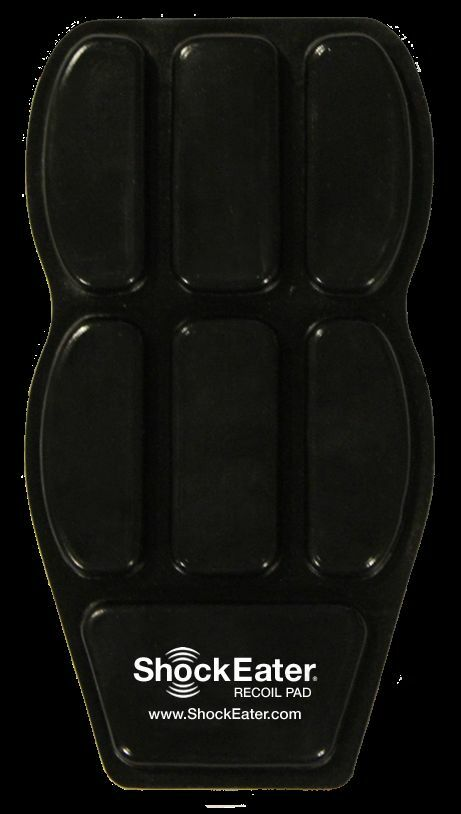 0f4ad41906294 Details about Shock Eater Recol Pad for shooting sports - Skeet, Trap,  Sporting Clays rifle