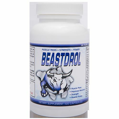 All In One Muscle Building Supplement