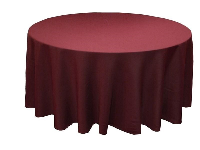 12 pack 120 inch round polyester tablecloth 24 color for 120 inch table