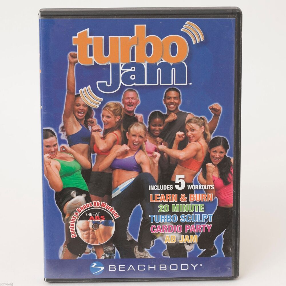New Home Workout Dvds