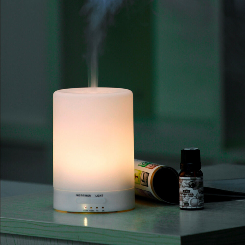 Pro Breeze® Aroma Diffuser Humidifier with 7 LED Colours