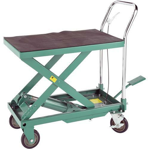 T27331 Grizzly Hydraulic Table 500 Lb Capacity Ebay