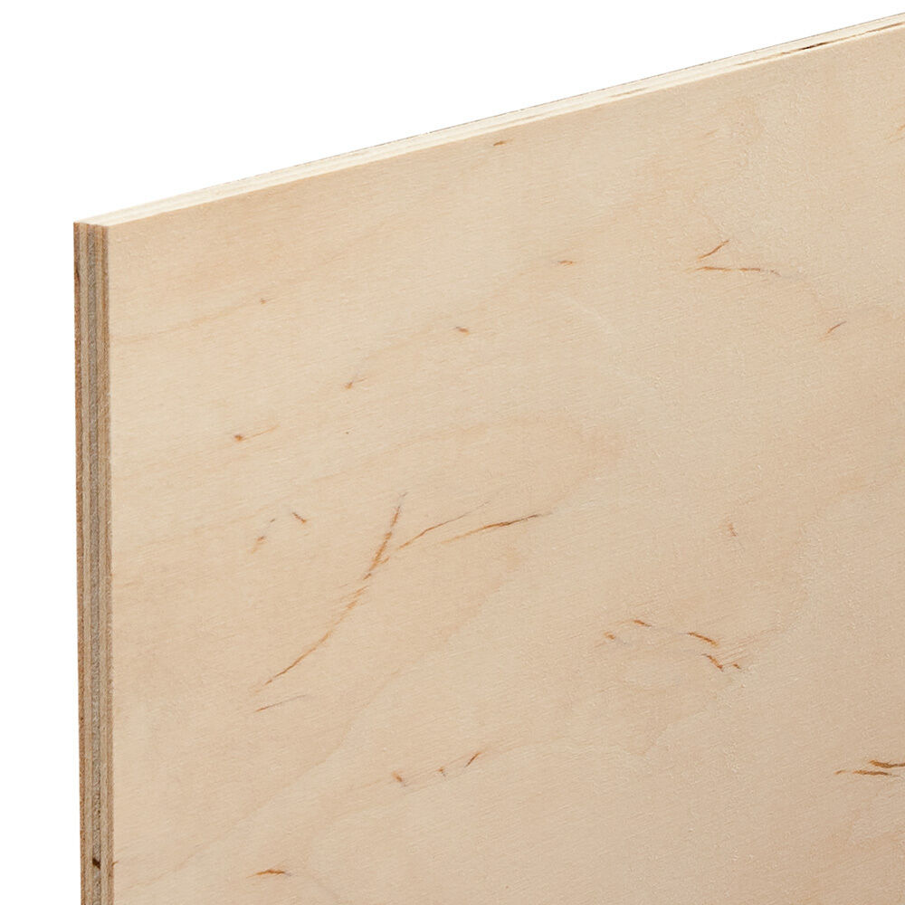 """Baltic Birch Plywood - 1/4"""" Thick, 12"""" X 30"""""""
