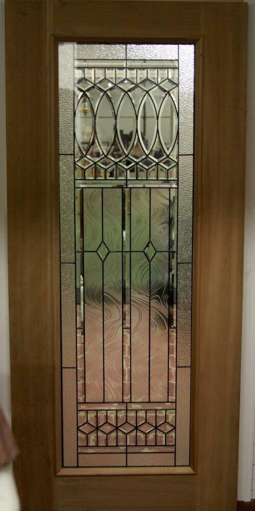 Stupendous Beautiful Cut Glass Mahogany Entry Door Blow Out Sale Ebay Door Handles Collection Olytizonderlifede